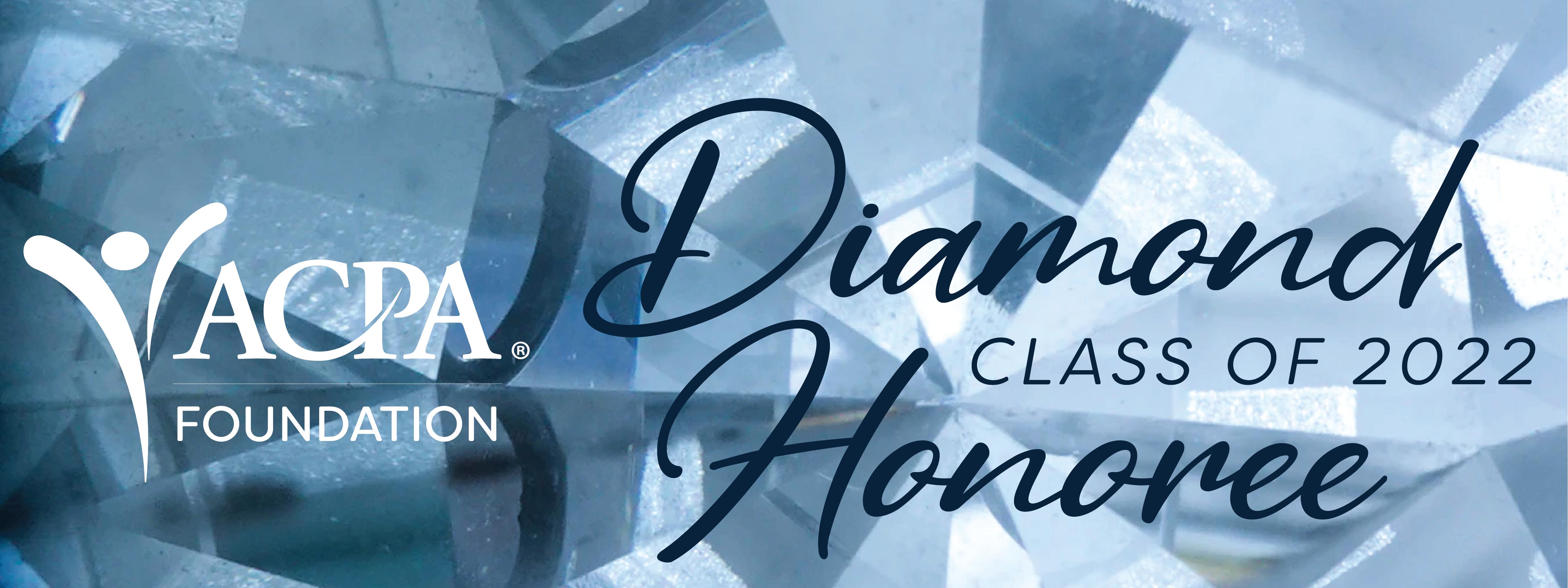 ACPA Foundation Diamond Honoree Class of 2022